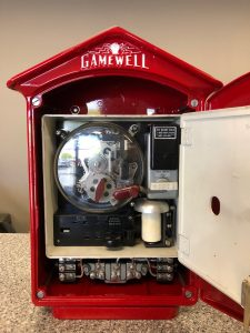Gamewell Fire Alarm Box After 2