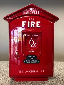 Gamewell Fire Alarm Box After